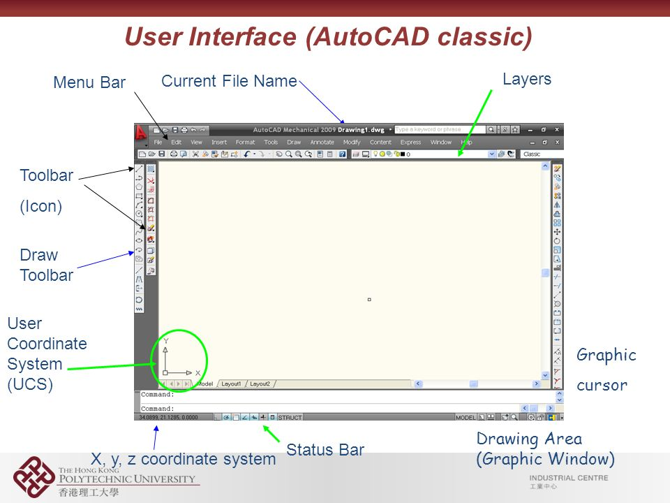 Introduction to AutoCAD Engineering Drawings - ppt video online download