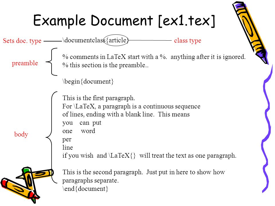 SIGNewGrad: Intro to LaTeX - ppt video online download
