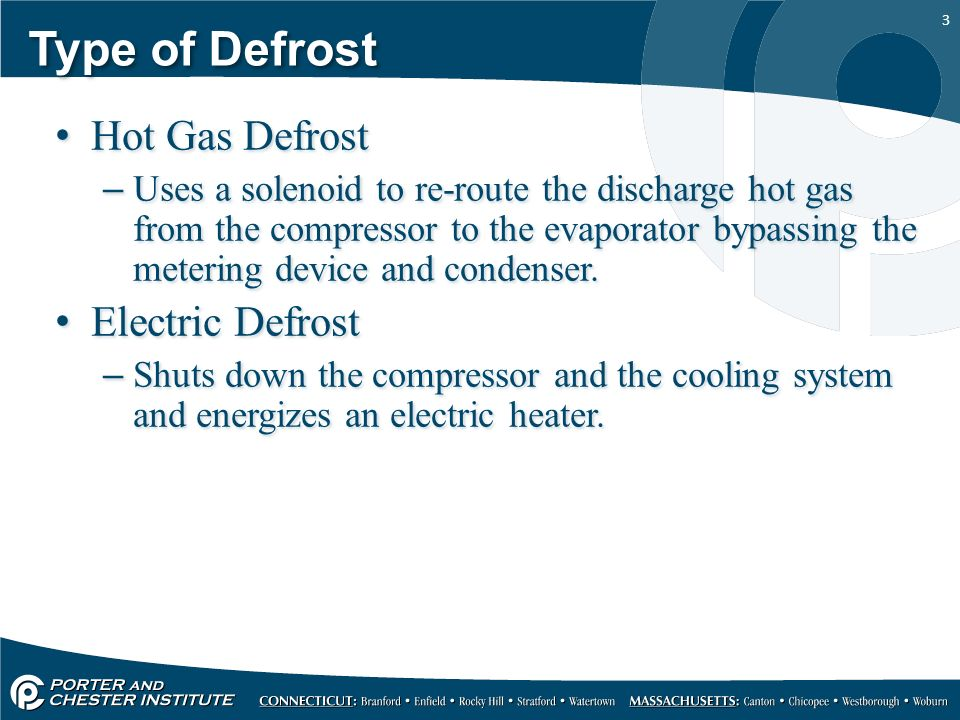 Introduction to Defrost - ppt video online download