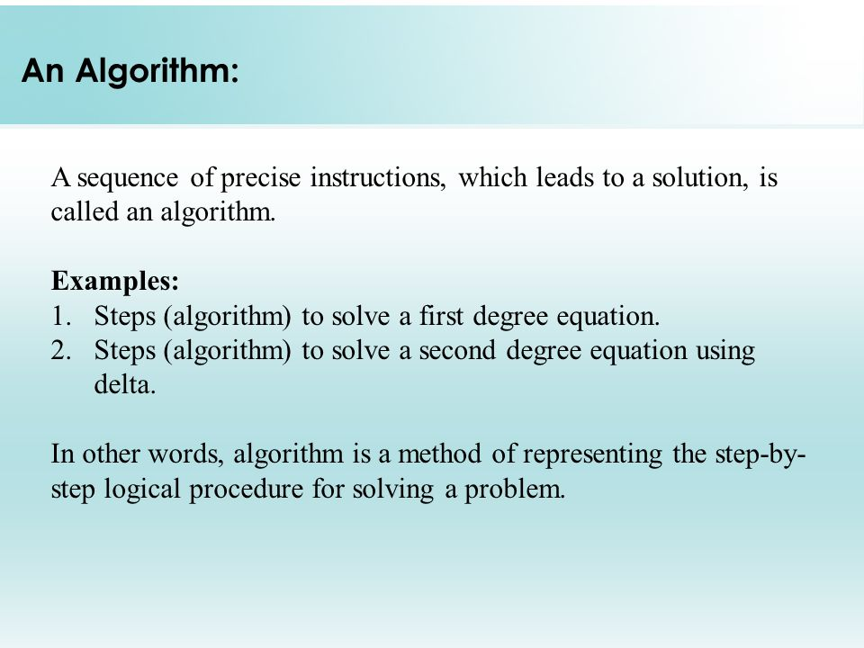 Chapter 2: General Problem Solving Concepts - ppt video online download