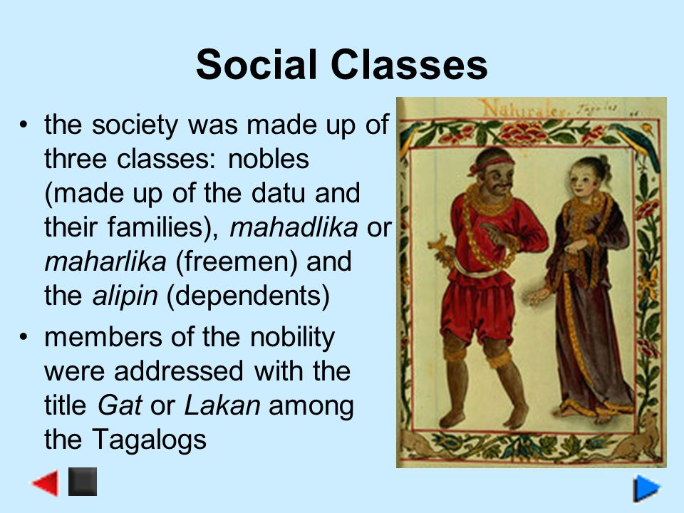 3 social classes in the philippines