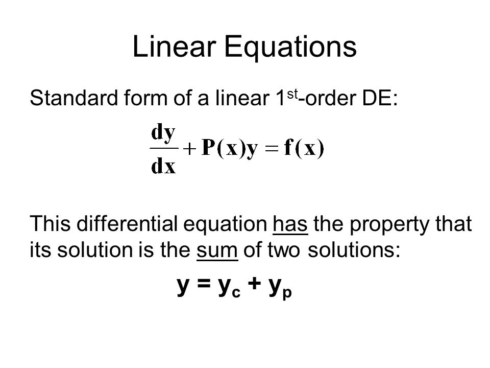 Equations Standard Form Image Collections Free Form Design Examples