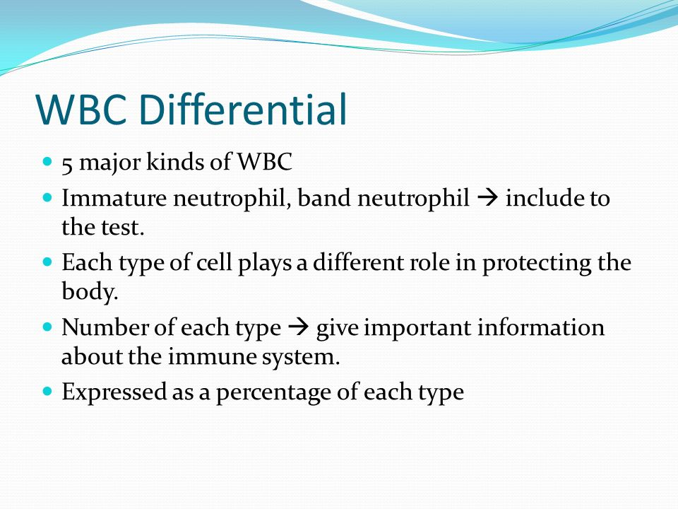 Clinical Pathology Complete Blood Count Ppt Video Online Download