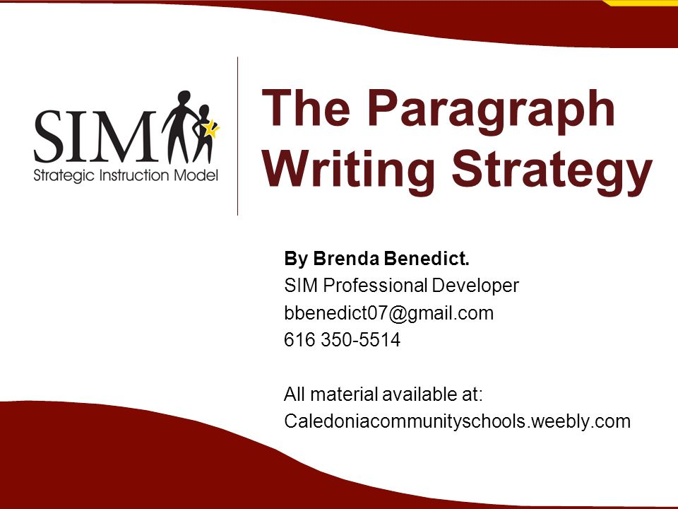 paragraph writing and simple essay writing powerpoint
