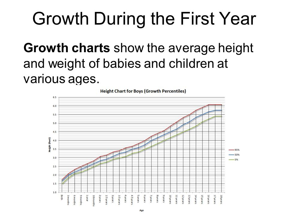 Infant Growth and Development - ppt download