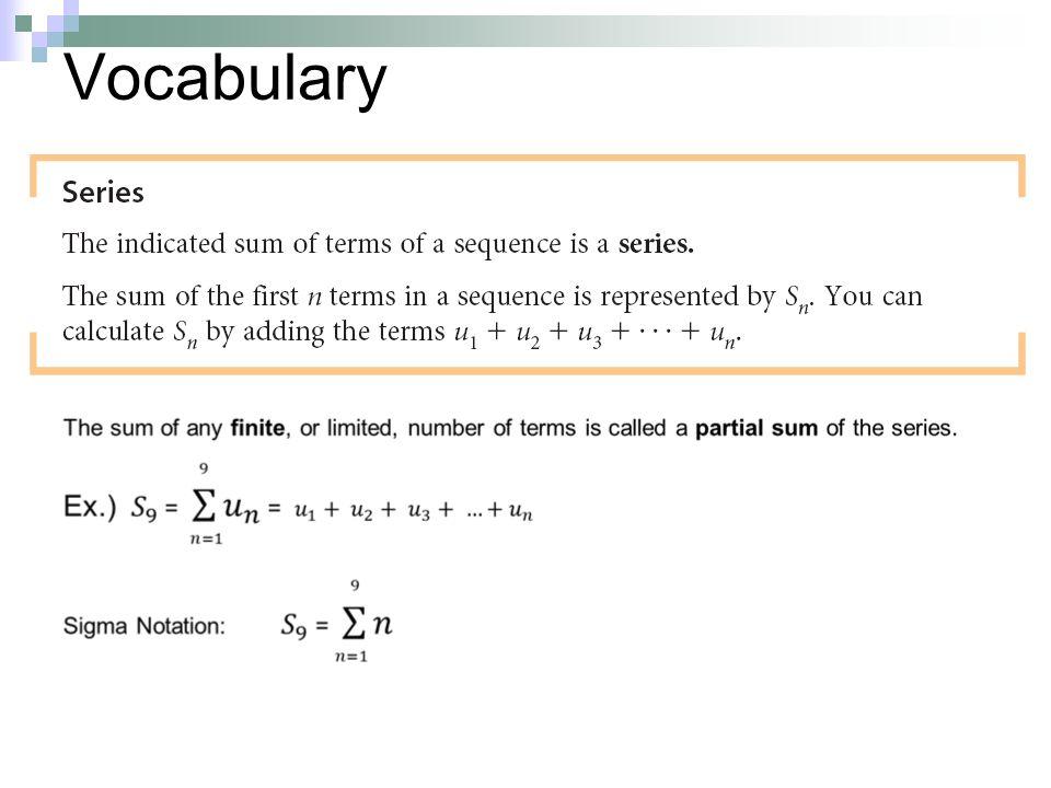 Algebra II Unit 1 Lesson 2, 3 & 5 - ppt video online download