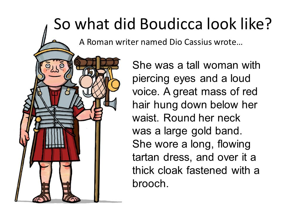 The story of Boudicca!  - ppt video online download