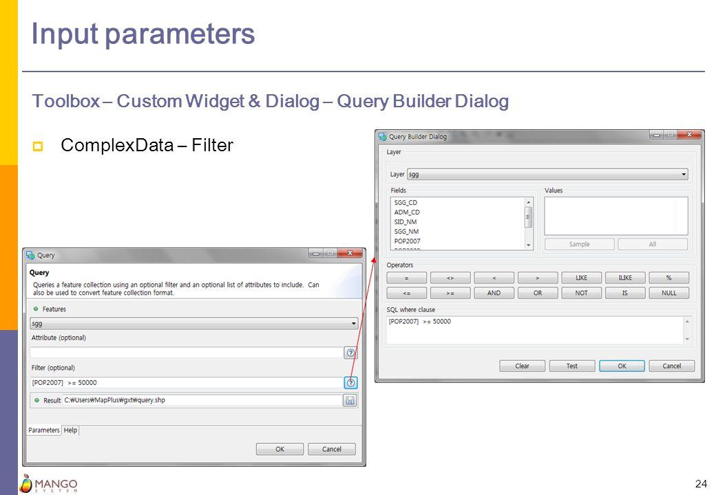 New Geoprocessing Toolbox in uDig Desktop Application - ppt