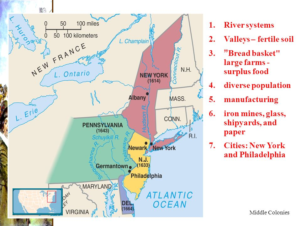 Map Of New York Pennsylvania And New Jersey.Middle Colonies New York Pennsylvania New Jersey Delaware Ppt