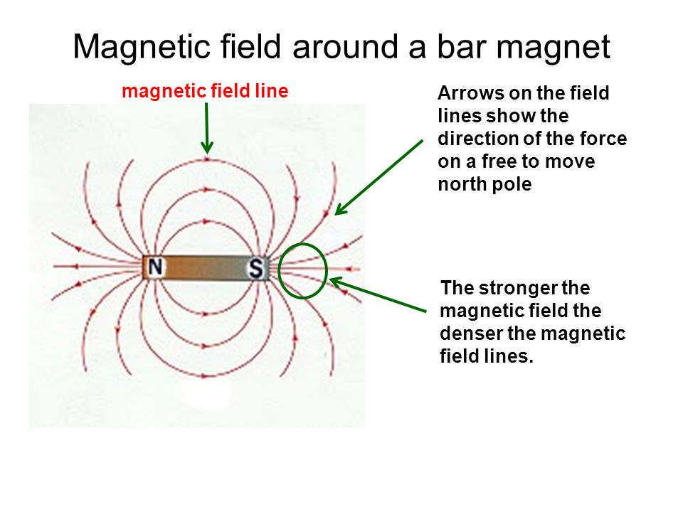 Labelled Diagram Of Magnetic Field Enthusiast Wiring Diagrams