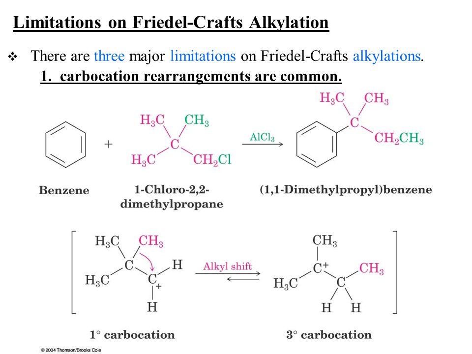 Friedel Crafts Acylation Problems