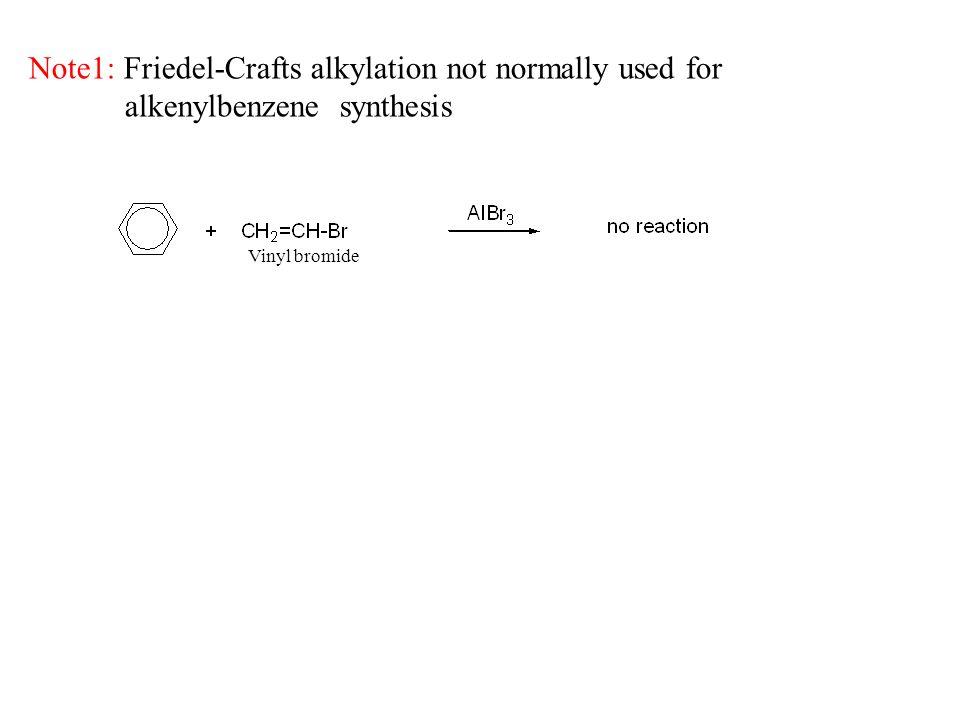 Limitations On Friedel Crafts Alkylation Ppt Video