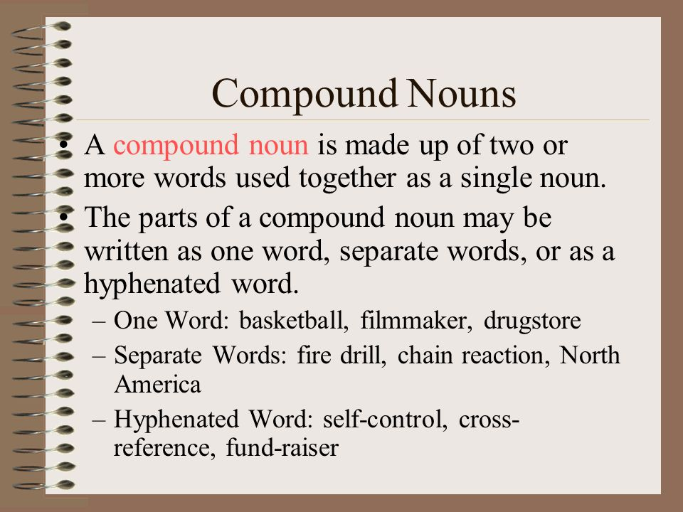 what is a word made up of 4 letters nouns pronouns verbs adjectives ppt 843