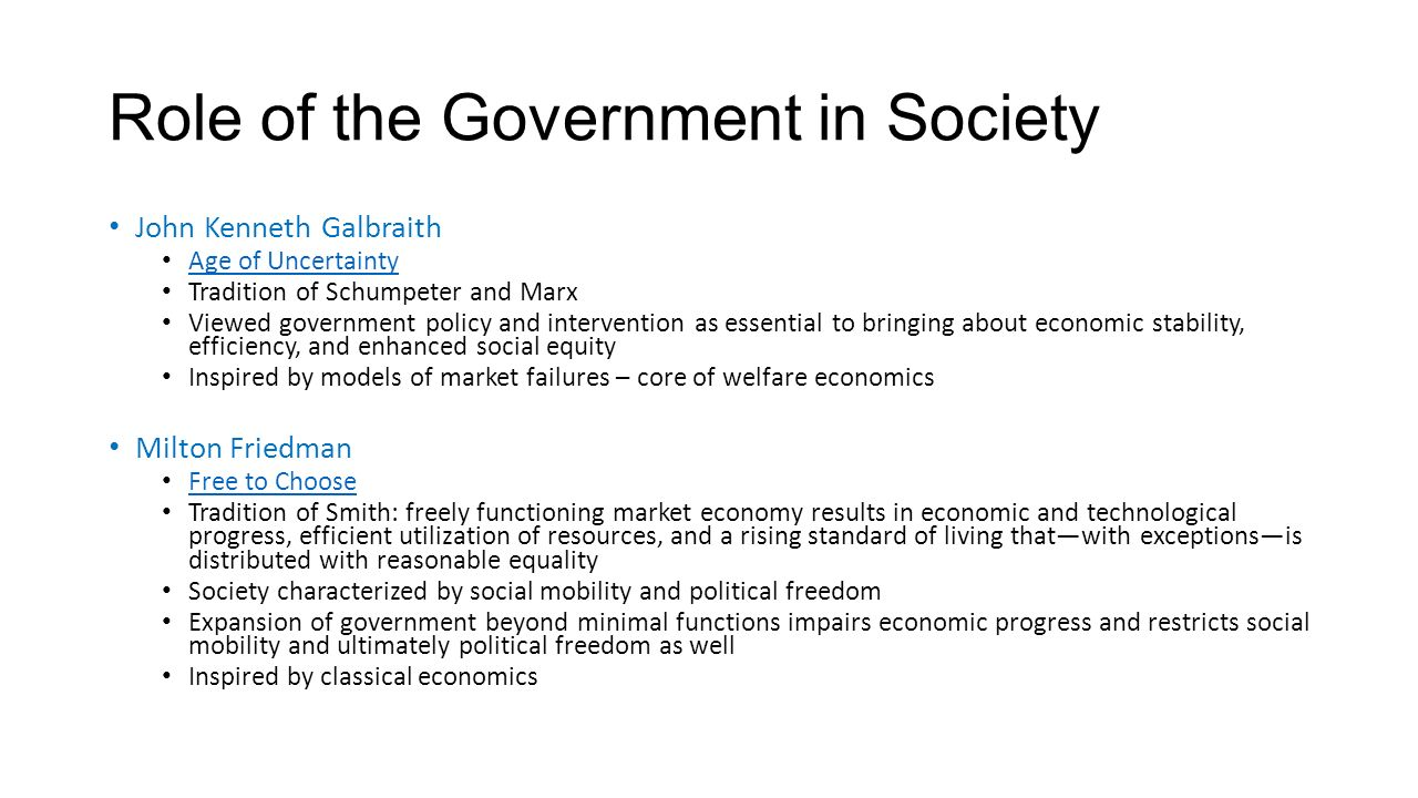 Functions of the economy. Functions of a market economy 71