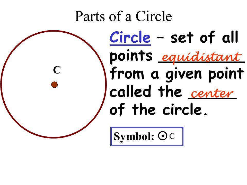 Unit 3 Circles Ppt Download