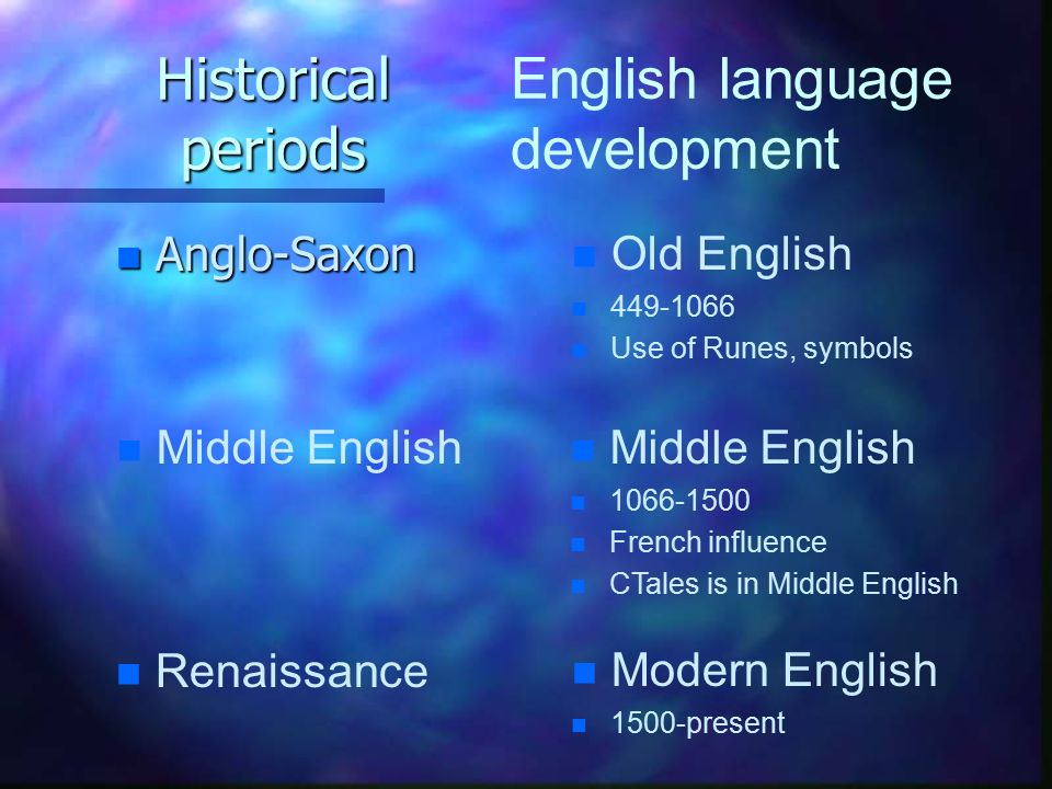 Literature Of The Middle Ages Ppt Video Online Download