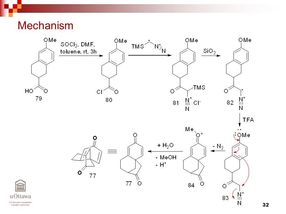 martin sulfurane mechanism