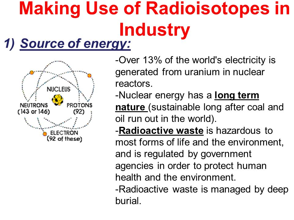 ISOTOPES  - ppt video online download