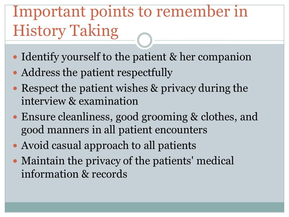 Introduction To Obgyn Rotation 481 Gyn History Taking In Obgyn