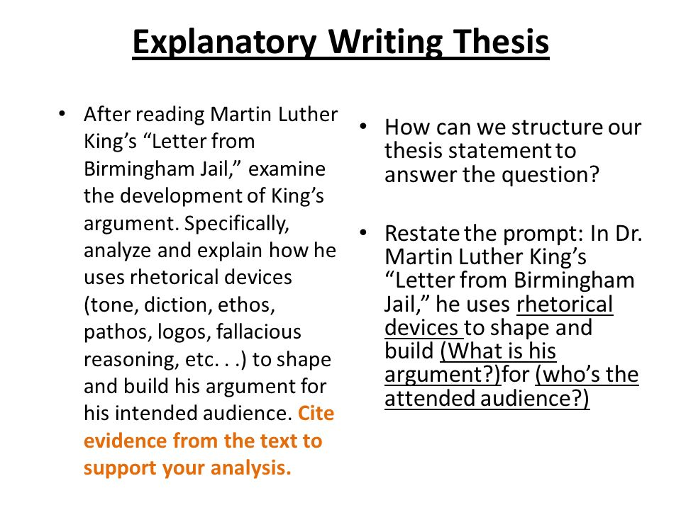 Explanatory Writing Prompt ppt video online