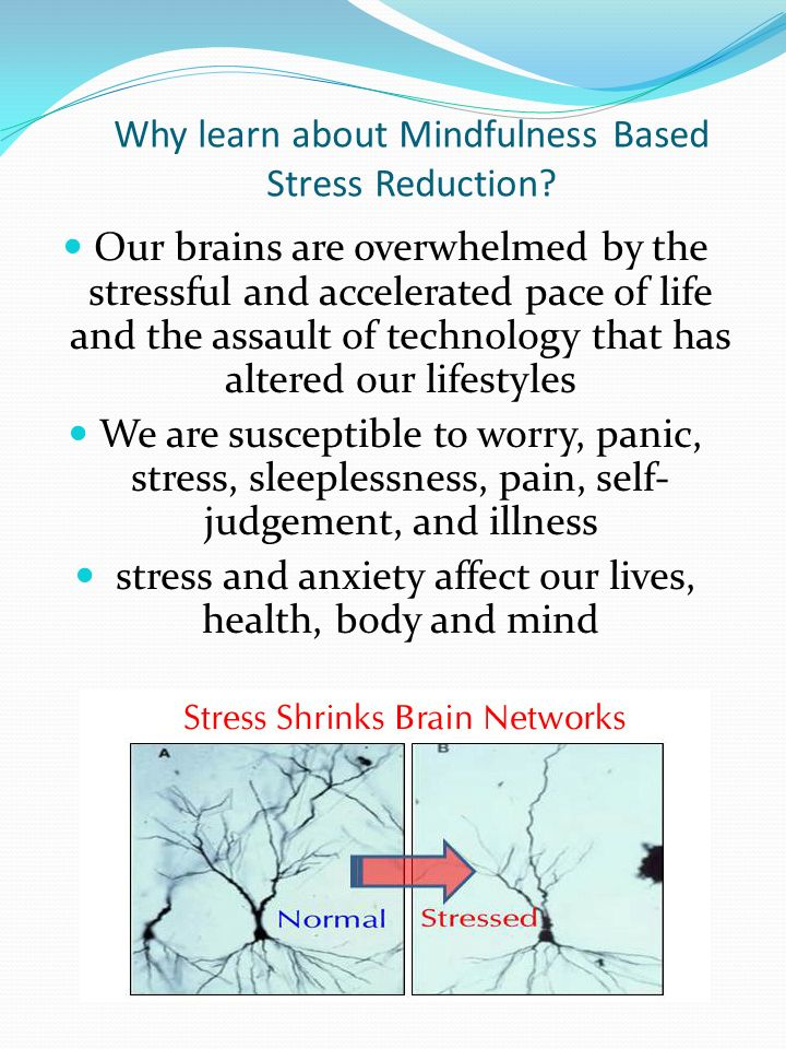 A Mindfulness-Based Stress Reduction Workbook for Anxiety