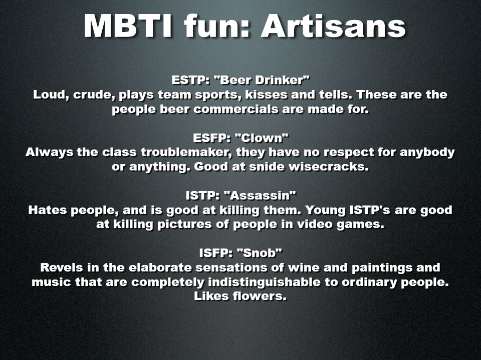 The Myers-Briggs Type Indicator - ppt video online download