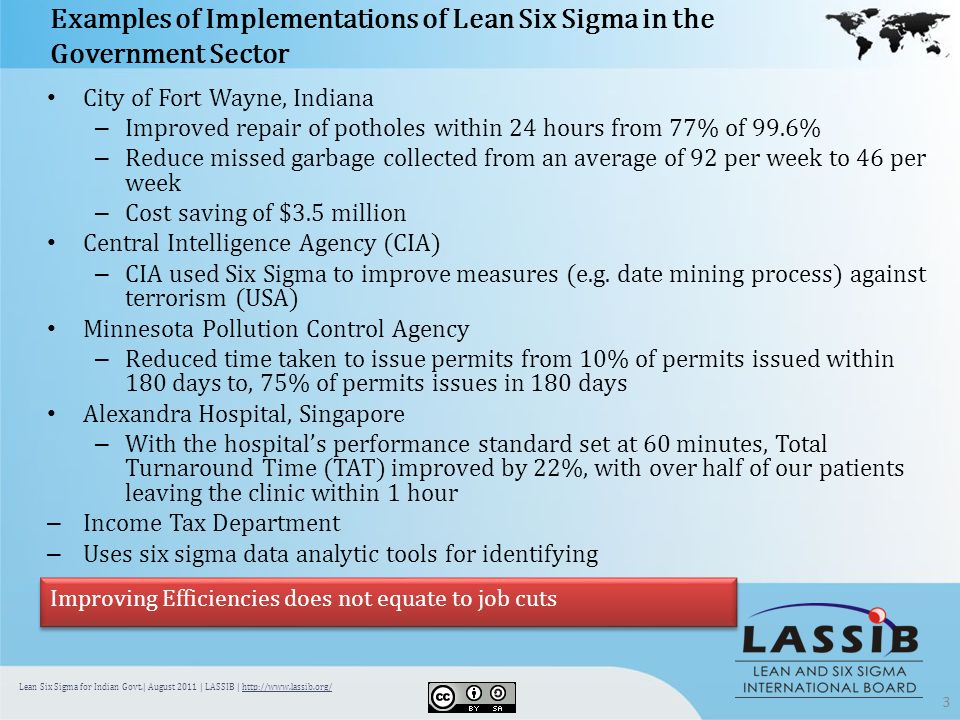 Lean Six Sigma Overview Ppt Video Online Download