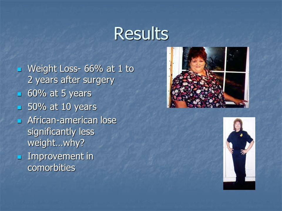 Morbid Obesity And Gastric Bypass Ppt Video Online Download