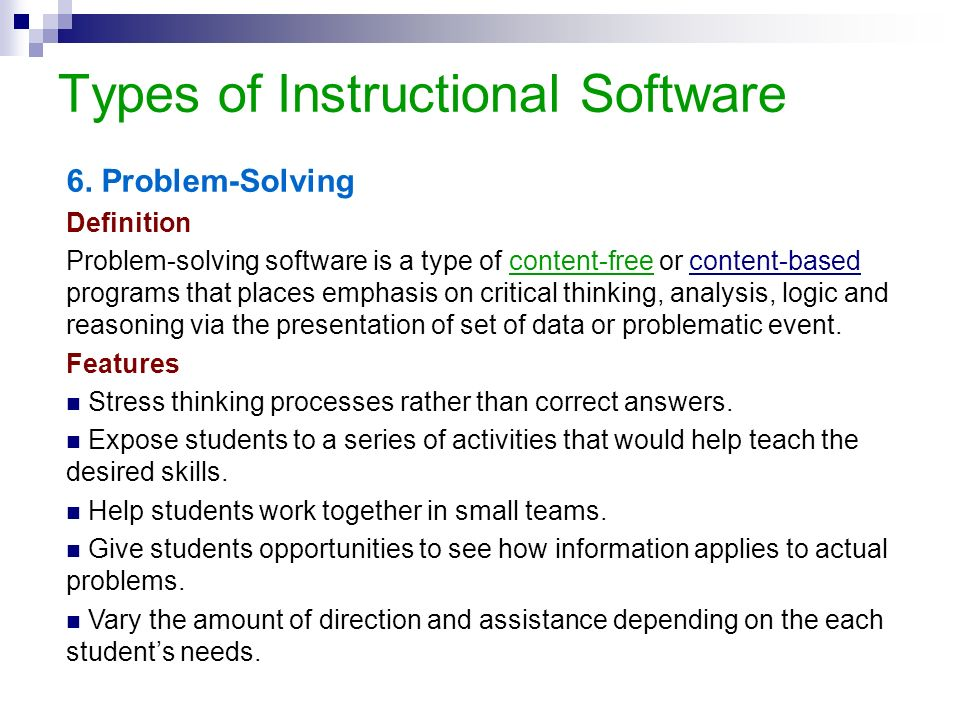 Instructional Computer Tech Ppt Video Online Download