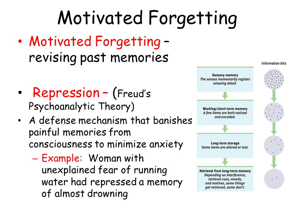forgetting essay Describing trace decay theory of forgetting essay sample trace decay theory can be applied to explicate forgetting from both stm and ltm  it is based on the thought that information creates a neurological hint in the encephalon known as an memory trace when it is encoded.