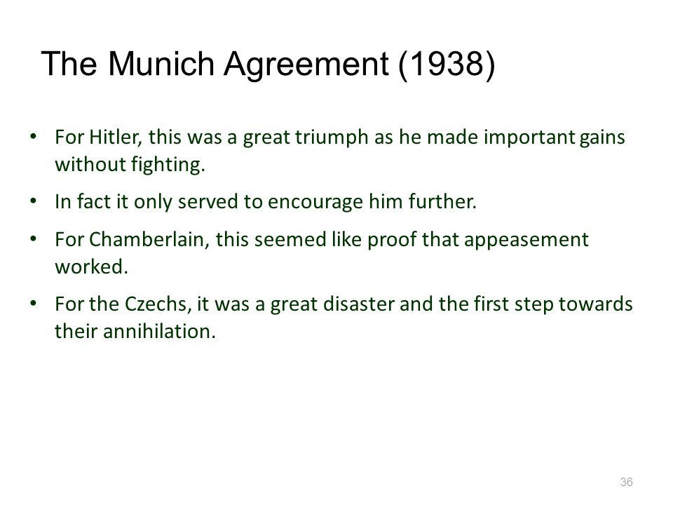Causes Of Ww2 Road To Ww2 Ppt Video Online Download
