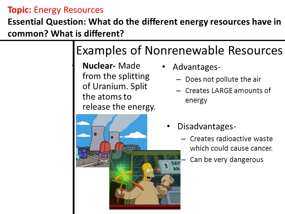 Topic Energy Resources Ppt Video Online Download