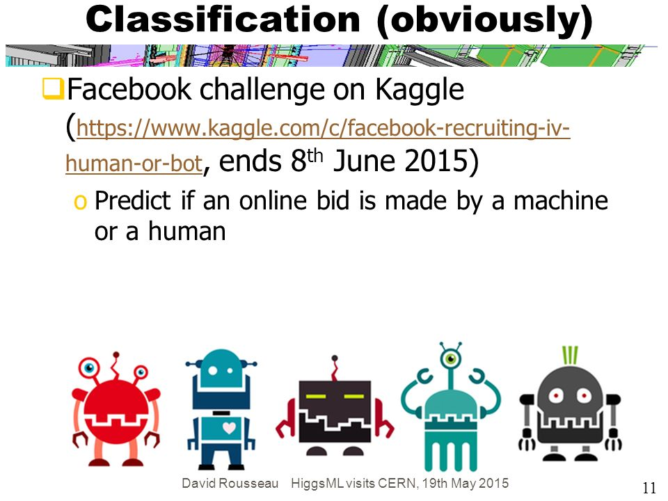Higgs Machine Learning Challenge - ppt video online download