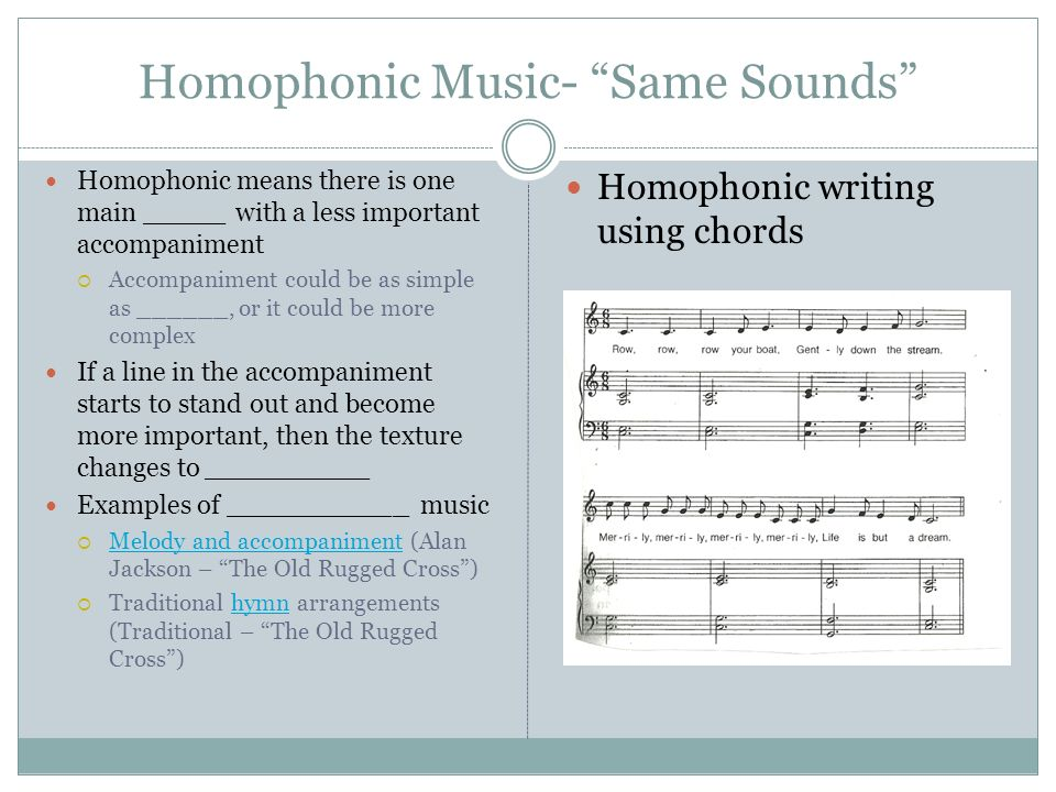 Musical Texture Harmony Form And Style Ppt Video