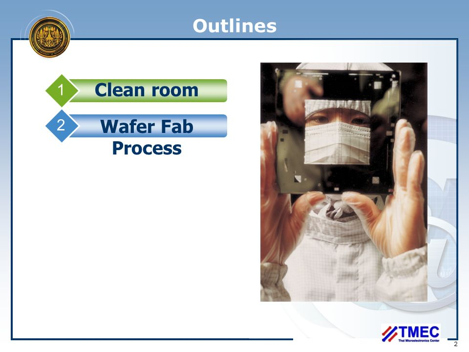 Introduction to Wafer fabrication Process - ppt video online download