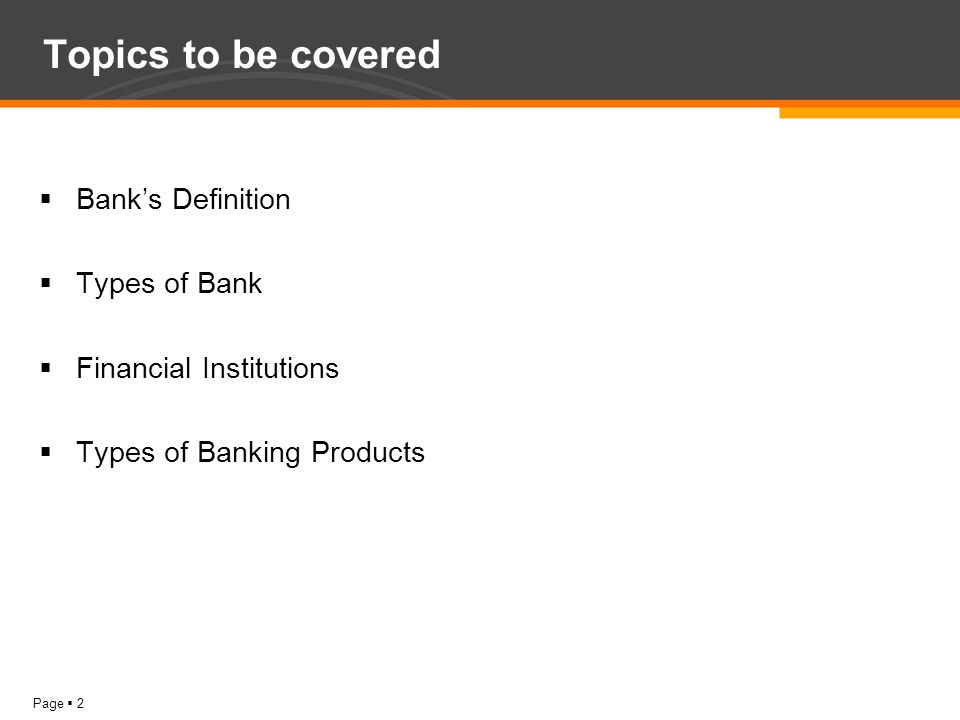 Banks and Stock Exchange - ppt video online download
