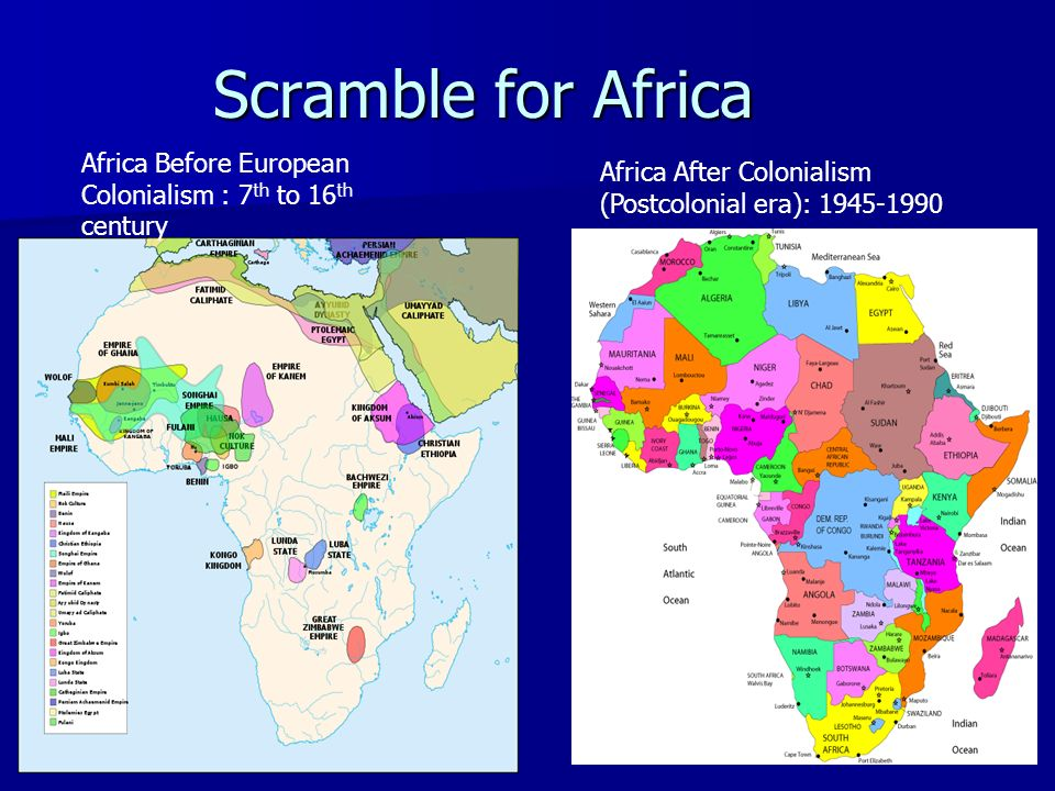Map Of Africa Before Colonization.Unit 7 Imperialism Through World War I Ppt Download