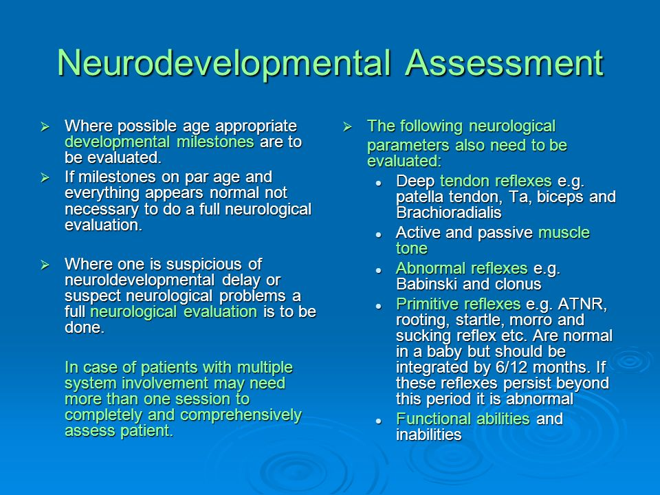 Neurodevelopmental Evaluations Where >> General Paediatric Assessment Ppt Video Online Download