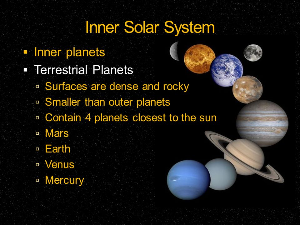 which planets are terrestrial planets - 960×720