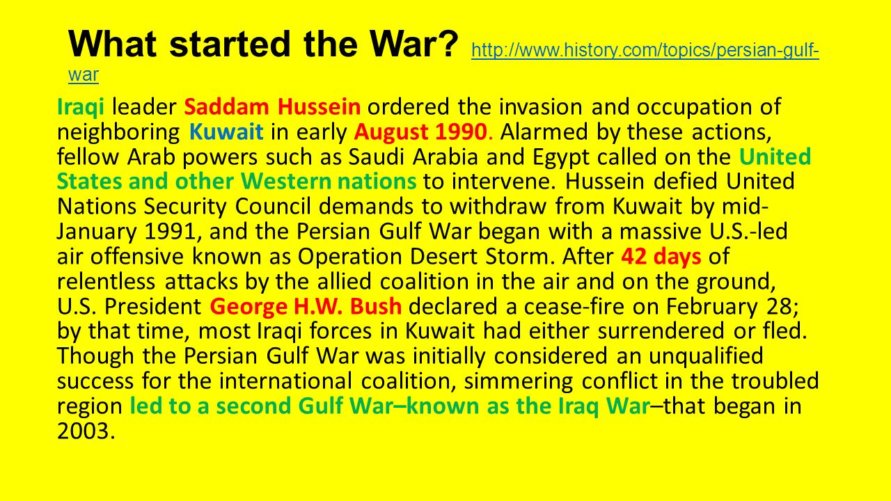 Image result for Iraqi leader Saddam Hussein ordered the invasion and occupation of neighboring Kuwait in early August 1990.