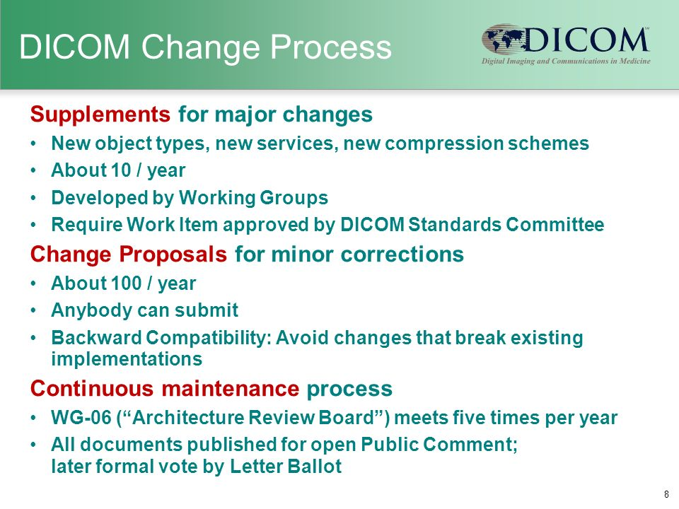 DICOM Concepts Kevin O\'Donnell - ppt video online download