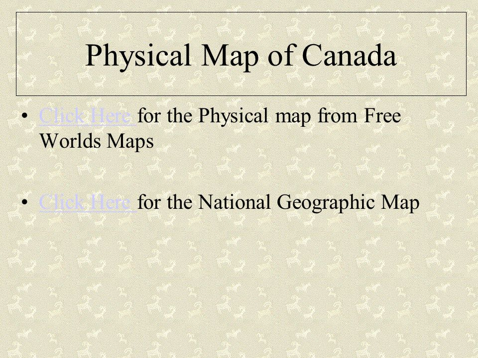 Map Of Canada 6th Grade.6th Grade Social Studies Ppt Download
