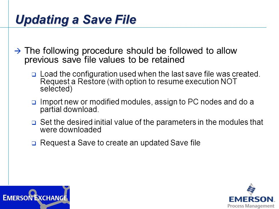 New Features in DeltaV SimulatePro - ppt download