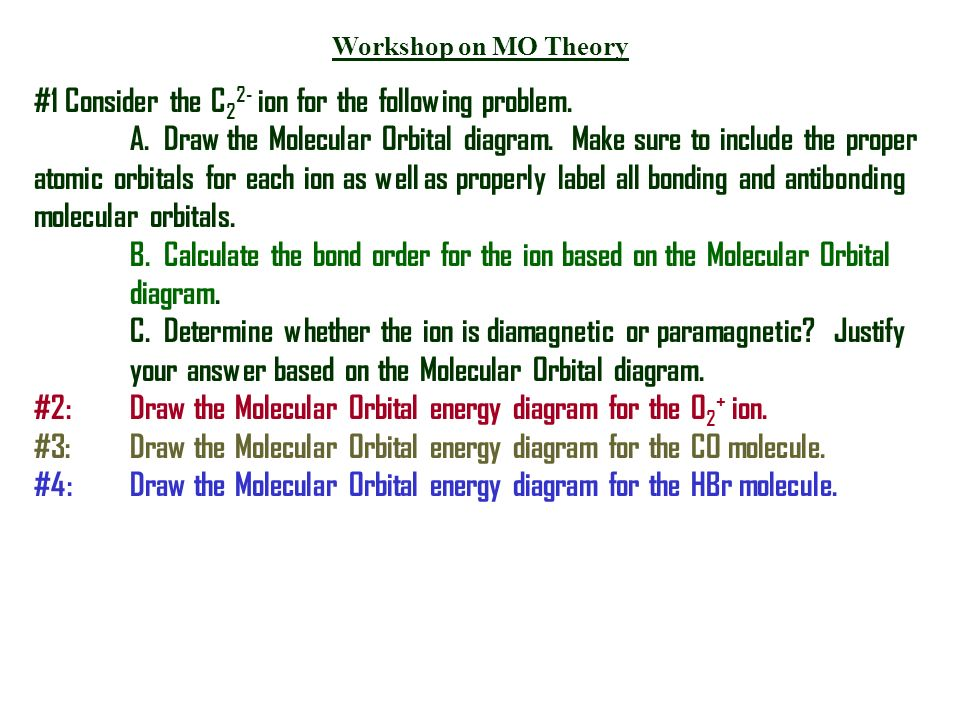 A Bond Will Form If Valence Bond Theory Ppt Video Online Download