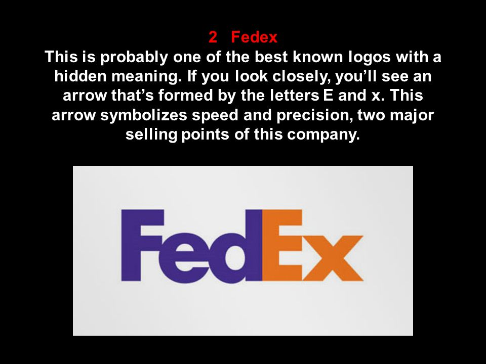 Meaning Of Fedex Logo Gallery Iunianahangdrumfo