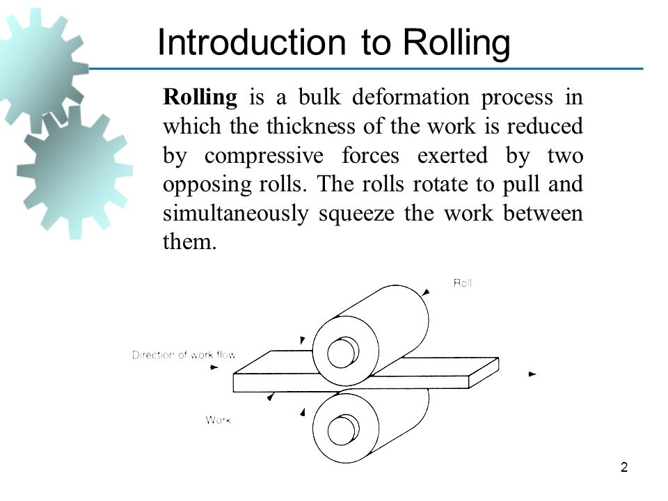 Rolling mill  - ppt video online download