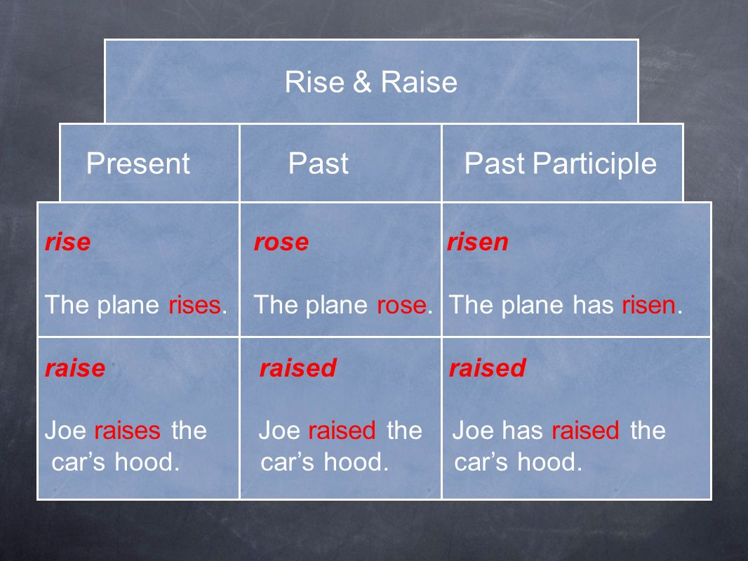 Troublesome Verb Pairs Ppt Video Online Download