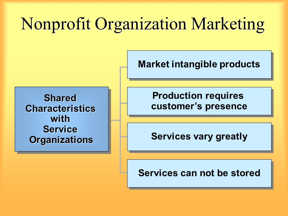 an analysis of marketing in the organization in order to be successful If you're a large national organization with a considerable marketing budget, your choice of channels is obviously wider than if you're a small community-based organization largely dependent on staff and volunteers and the generosity of community members.