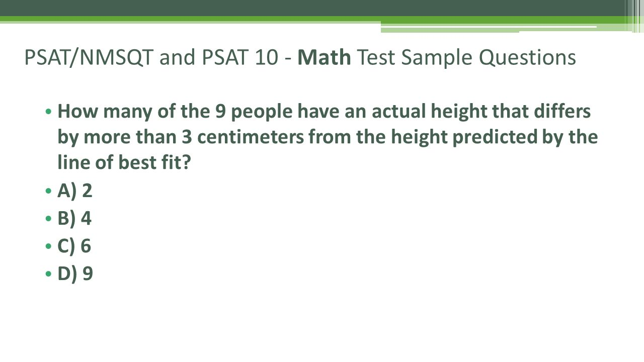 assessment brief psat nmsqt and psat ppt download