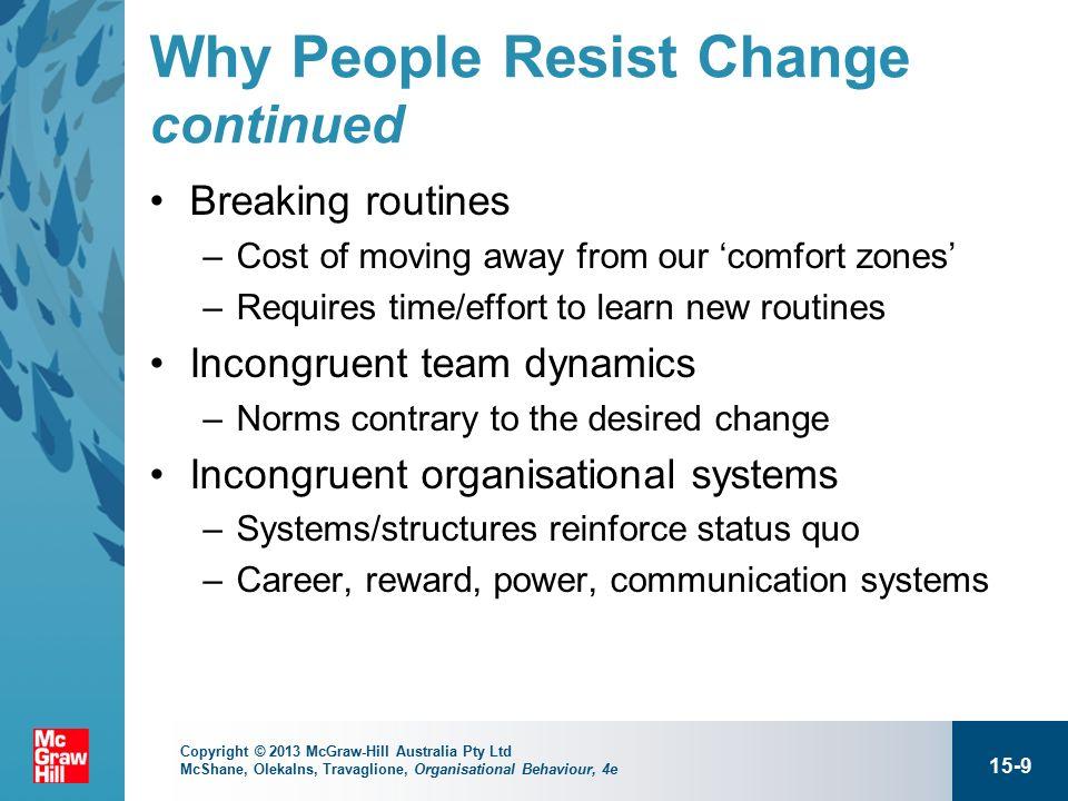 incongruent organizational systems